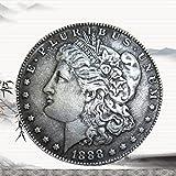 Giantree Collection de pièces de monnaie, argent Dollar USA Ancien Original 1921 Dollar Morgan...