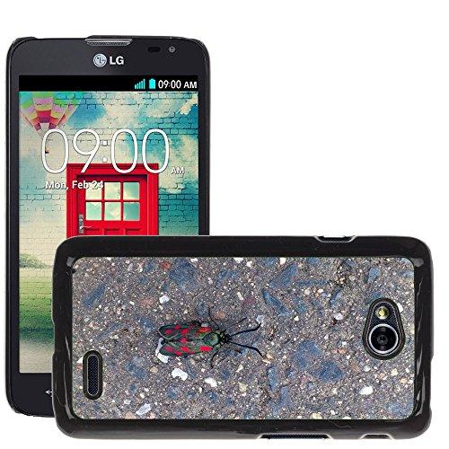 Nur Handy HOT Style Handy PC Hard Case Cover//m00140134Insekten Schmetterling//LG Optimus L70MS323