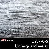 MST-Design Wassertransferdruck Folie I Starter Set Klein I WTD Folie + Dippdivator/Aktivator + Zubehör I 4 Meter mit 50 cm Breite I Holzoptik Holz Wood I CW 90-5