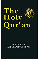 THE HOLY QUR'AN Hardcover