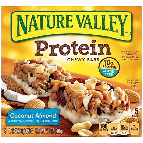 nature-valley-coconut-almond-protein-chewy-bars142-ounce-5-count-pack-of-6-by-nature-valley