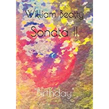 "Sonata II: ""Birthday"" (Sonatas I-III, Band 2)"