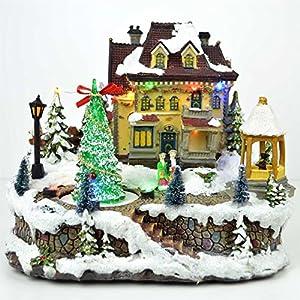 Shatchi Gran Navidad LED Musical