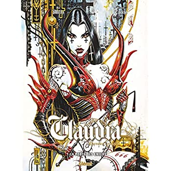 Claudia - Tome 01: La Porte des enfers