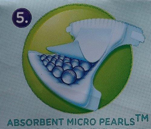 86 (2×43) Pampers Windeln New Baby DRY Gr. 1, 2-5 KG (Gewicht: 2-5KG) NEWBORN - 3