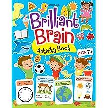Brilliant Brain Activity Book 7+
