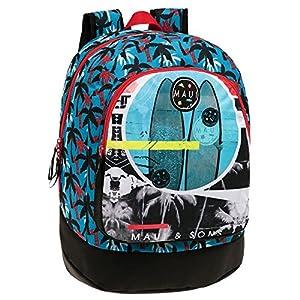 Maui 33523A1 Mochila Escolar, 22.28 litros