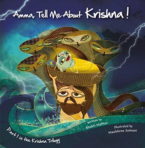 Mathur, B: Amma Tell Me About Krishna! (Amma Tell Me: Krishna Trilogy, Band 1)