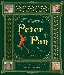 The Annotated Peter Pan - Centennial Edition