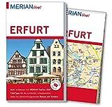 MERIAN live! Reiseführer Erfurt: Mit Extra-Karte zum Herausnehmen