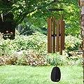 Woodstock Windspiel Bells of Paradise von Woodstock Chimes - Du und dein Garten