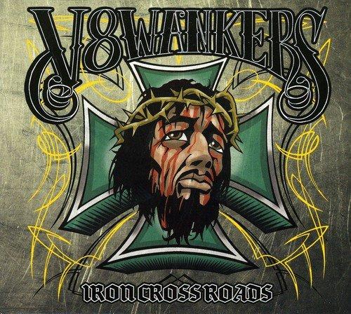 Iron Crossroads CD-E+1 Bonus Track, 1 Video, Digipak