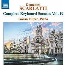 Scarlatti: Complete Keyboard Sonatas, Vol. 19