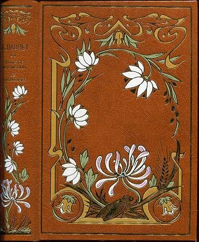 Lettres Moulin Alphonse Daudet - Oeuvres choisies de Alphonse Daudet. Lettres de