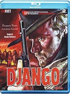 Django [Blu-ray] [IT Import]