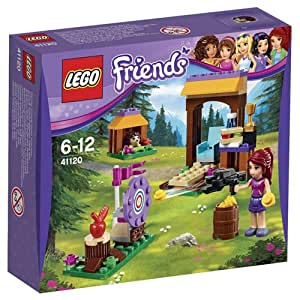 Lego Friends 41120 - Tiro dell'Arco al Campo Avventure