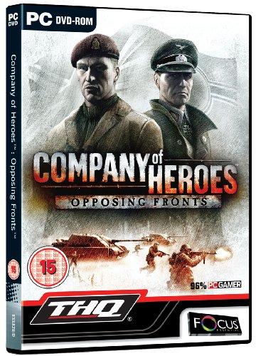 Preisvergleich Produktbild Company of Heroes Opposing Fronts [UK Import]