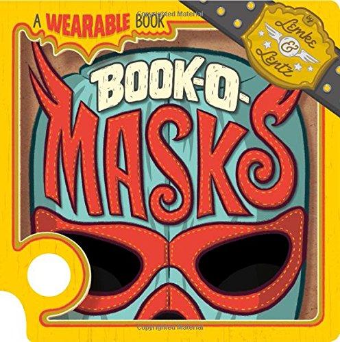 Book-O-Masks: A Wearable Book (Wear-a-Book)