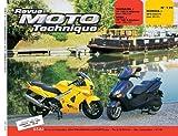 Revue Moto Technique N° 115 Yamaha YP 125 R Majesty -MBK YP 125 R Skyliner (98/99) Honda VFR 800 FI (98/99)