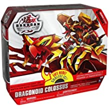 Bakugan - Gundalian Invaders - Figurine Dragonoid Colossus 6 en 1