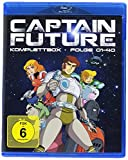 Captain Future - Komplettbox [Blu-ray]