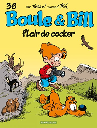 Télécharger en ligne Boule et Bill - Tome 36 - Flair de cocker pdf