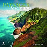 Paysages fascinants, calendrier 2017