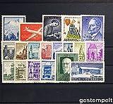 Goldhahn Österreich 1958 gestempelt - Briefmarken für Sammler