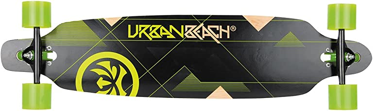 Urban Beach Longboard Twin Tip, nexus green, TY5053B