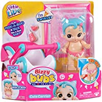 "Little Live Bizzy Bubs 28476 ""Cute Carrier"" Doll"