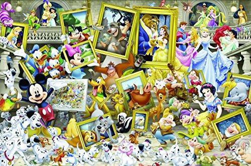 Ravensburger-17432-Mickey-als-Knstler-Puzzle