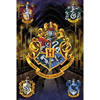 Grupo Erik Editores Poster Harry Potter And The Sorcerers Stone