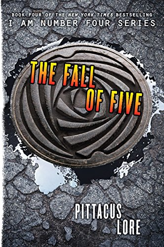 The Fall of Five (Lorien Legacies, Band 4) - Zähne Fall