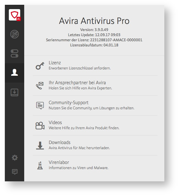 Avira Antivirus Plus Software Edition 2018 / Sicheres Virenschutzporgramm (2-Jahres-Abonnement) für 1 Gerät / Download für Windows (7, 8, 8.1, 10) und Mac [Online Code] - 3