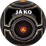 JAKO Miniball-14 Panel Handgenäht Miniball, schwarz/rot/Gold, 1