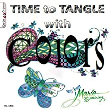 #5362 Time To Tangle with Color (Design Originals) by Browning, Marie (1/31/2011)