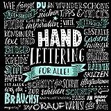 Handlettering für alle!: Schritt für Schritt zur schönen Schrift - Karin Luttenberg