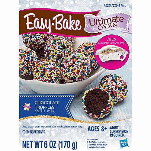 easy-bake-ultimate-oven-chocolate-truffles-refill-mix