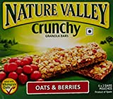 #8: Nature Valley Crunchy, Oats and Berries, 252g