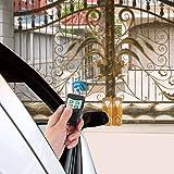 Abridor-de-Puerta-Kit-Motor-Puerta-Corredera-Motorizacin-con-2-Mandos-a-Distancia-para-Doble-Puerta-Batiente-Gran-Angular-de-0-180-Grados