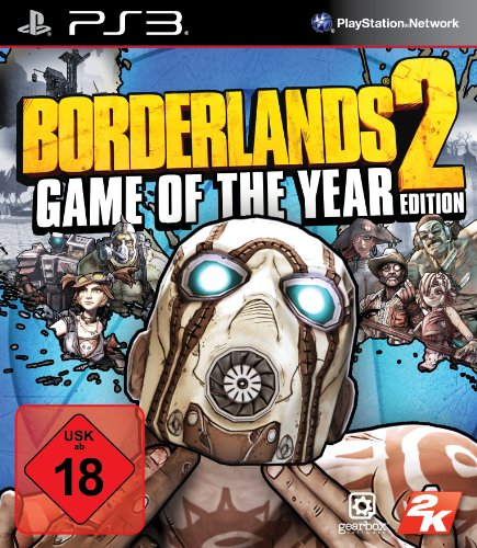 Borderlands 2 - Game of the Year Edition - [PlayStation 3]