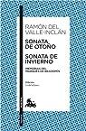 Sonata de Otoño / Sonata de Invierno: Memorias del marqués de Bradomín