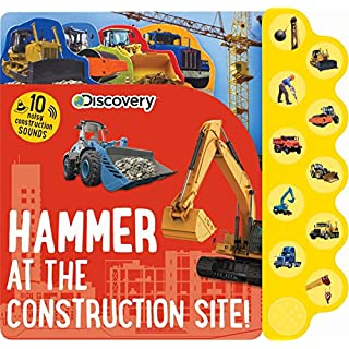 Discovery: Hammer at the Construction Site! (10 Button Sound Books)