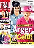 Frau im Spiegel 8 2016 Kate Queen Zeitschrift Magazin Einzelheft Heft