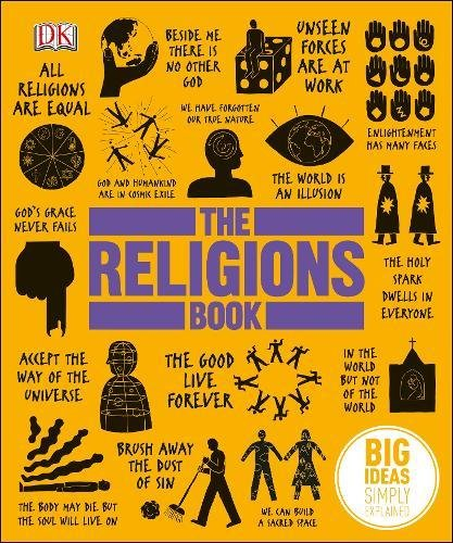 The Religions Book: Big Ideas Simply Explained por DK