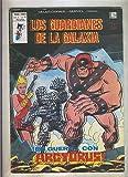 Selecciones Marvel numero 47: Los Guardianes de la Galaxia (numerado 5 en trasera)