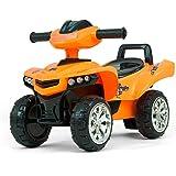 Milly Mally 5901761124460 Vehicle Monster Orange, oranje