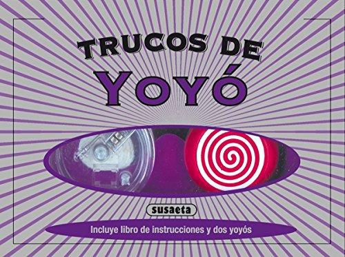 Trucos de yoyó (Mi gran caja de ...) por Susaeta Ediciones S A