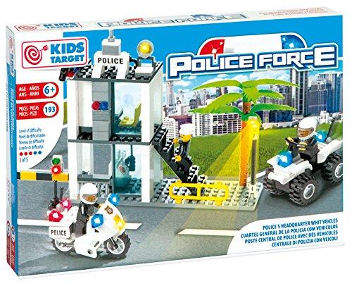 Ronchi Supertoys S.R.L. Estación policía costruz.193pz