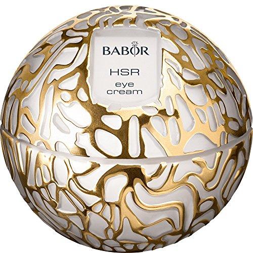 BABOR HSR Extra Firming Eye Cream, luxuriöse Anti-Falten Augen-Creme, gegen Augenringe & Falten, vegan, professionelle Gesichtspflege, 30 ml